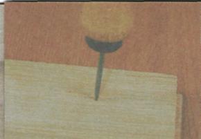 Инструменты для разметки и фиксации древесины - Шило