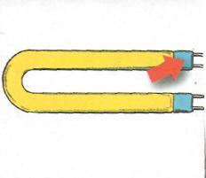 Люминесцентные лампы - пример люминесцентной лампы 2