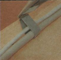 Как проложить телефонный и телевизионный кабели