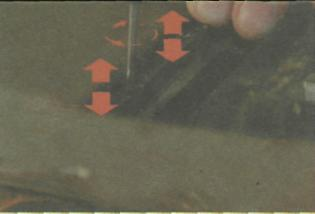 Работа рубанком - Выпуск ножей в электрорубанке