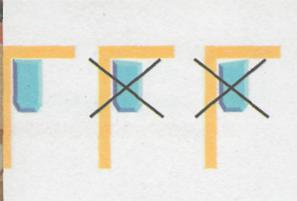 Работа рубанком - Правильность заточки углов