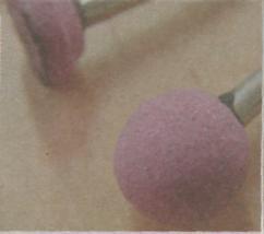 Угловая шлифовальная машина - Полировальные цилиндры
