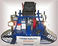 Оборудование для обработки полов - Двухроторные бетоноотделочные машины