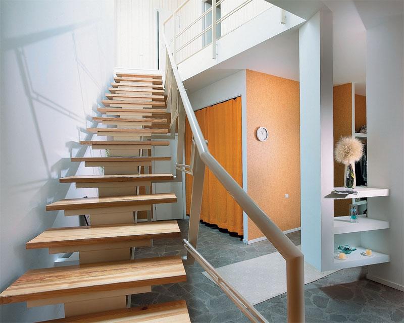 Расчет лестниц - Пример лестницы