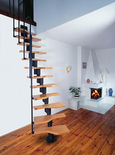 Расчет лестниц - Местоположение лестницы