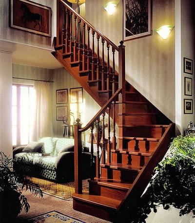 Расчет лестниц - Поворотная лестница