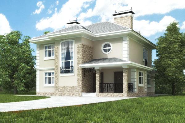 Купить коттедж. Приобретение загородного дома - Пример 6 загородного дома