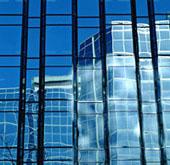 Триплекс, армированное стекло - Пример армированого стекла