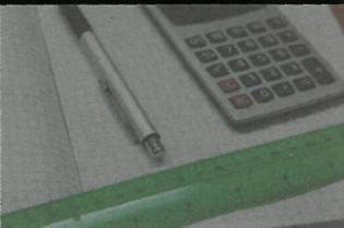 Отделочные работы. План ремонта - иллиметровая бумага, линейка, простой карандаш, стирательная резинка и калькулятор