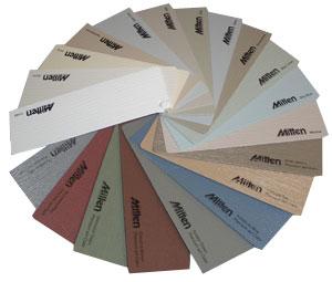 Сайдинг. Достоинства и характеристики сайдинга - Цветовая гамма