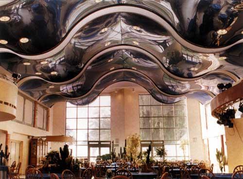Многоуровневые потолки - Шестой пример многоуровневого потолка