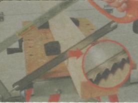 Пиление древесины. Работа с ножовкой - Пиление