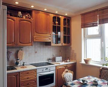 Перепланировка квартиры - Перепланировка в кухни