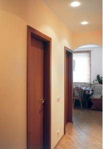 Перепланировка квартиры - Ремонт в коридоре
