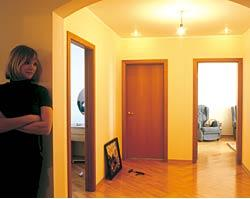 Перепланировка квартиры - Перепланировка хола