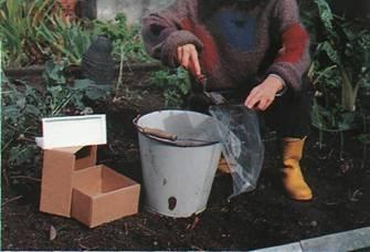Улучшение почвы в саду - Почвы средней тяжести