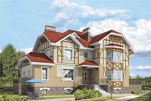 Выбор количества этажей дома - Еще один пример дома