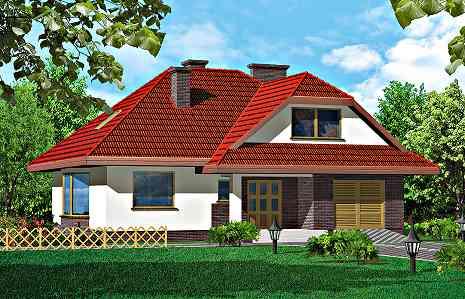 Выбор количества этажей дома - Одноэтажный дом