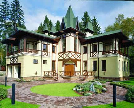 Выбор количества этажей дома - Двухэтажный дом