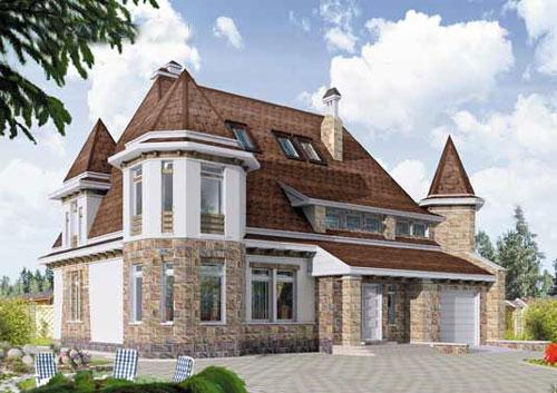 Выбор количества этажей дома - Одно и двухэтажный дом