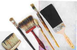 Кисти, валики и пистолеты для краски - Разные кисти