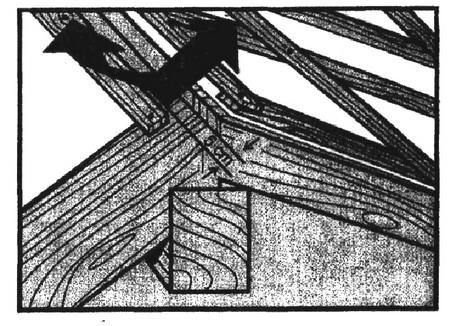 Монтаж металлочерепицы - Соединительная лента