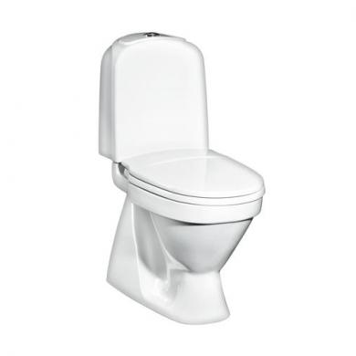 Выбор сантехники: ванна, раковина, унитаз, смесители - Пример унитаза