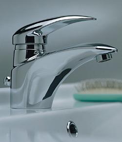 Выбор сантехники: ванна, раковина, унитаз, смесители - Пример смесителя