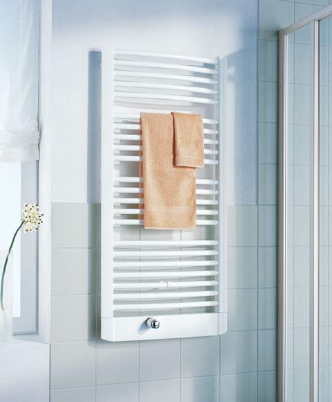 Выбор сантехники: ванна, раковина, унитаз, смесители - Полотенцесушитель