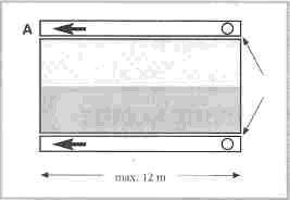 Расчета и установки восточного желоба (водостока) - Коефициент линейного расширения